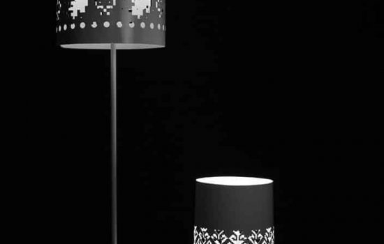 The Romanian lamps by Alina Turdean (1)