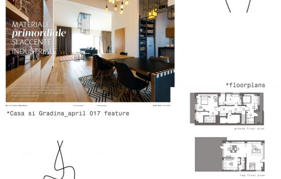 Duplex D_floorplans & magazine feature