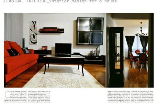 Clasical Interior_for Open Space Design 2012